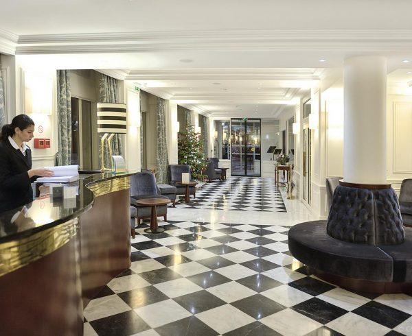 hotel de seze lobby