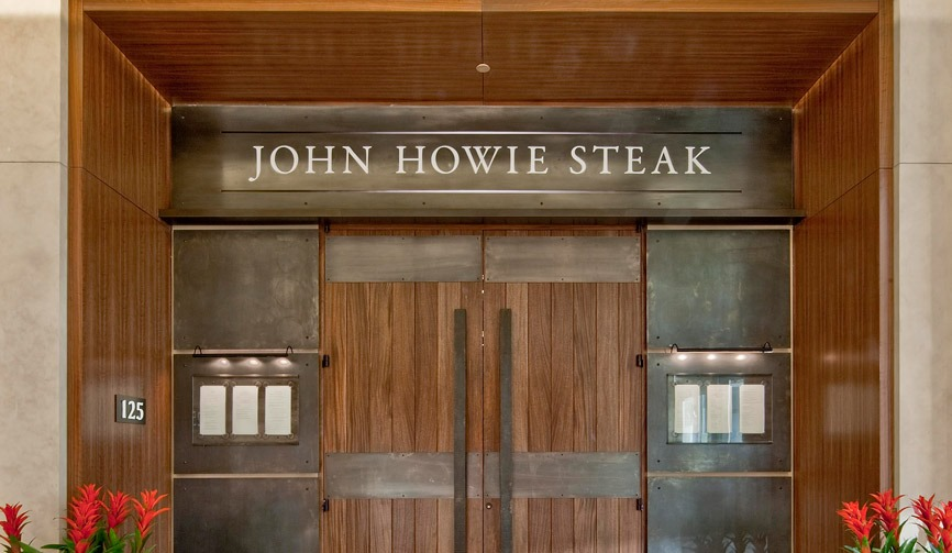 John Howie Steak