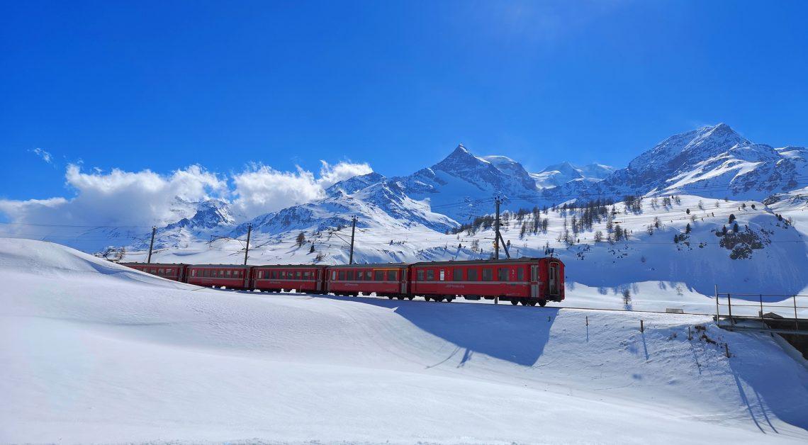 St. Moritz – Corvatsch, Diovalezza & Lagalb