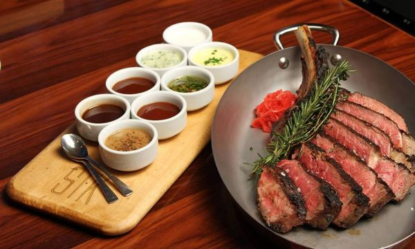 STK Lonon Steak