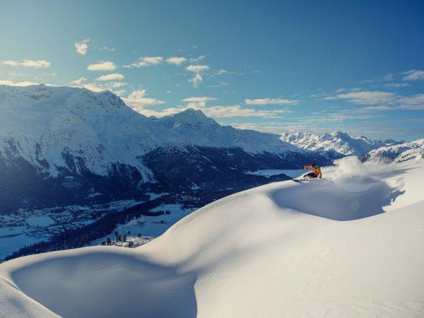 St Moritz Freeride