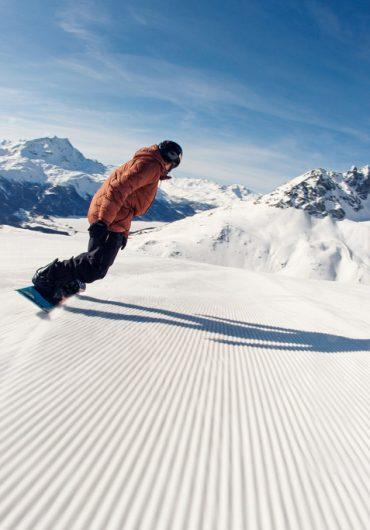 St Moritz Snowboard