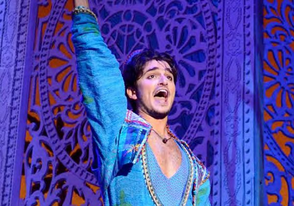 Robert Tripolino in Aladdin