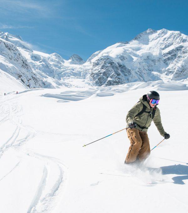 Diavolezza_Wi18_Gletscherabfahrt