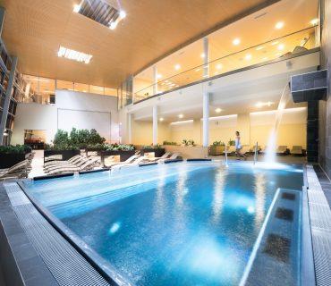 Tauern Spa Sauna World, indoor pool