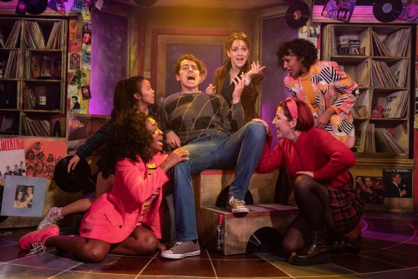 The Cast of High Fidelity - The Turbine Theatre - Photographs by Mark Senior DC7A1215-Edit