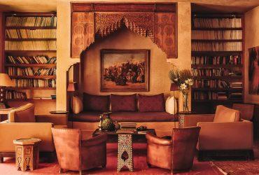 Jnane Tamsna library