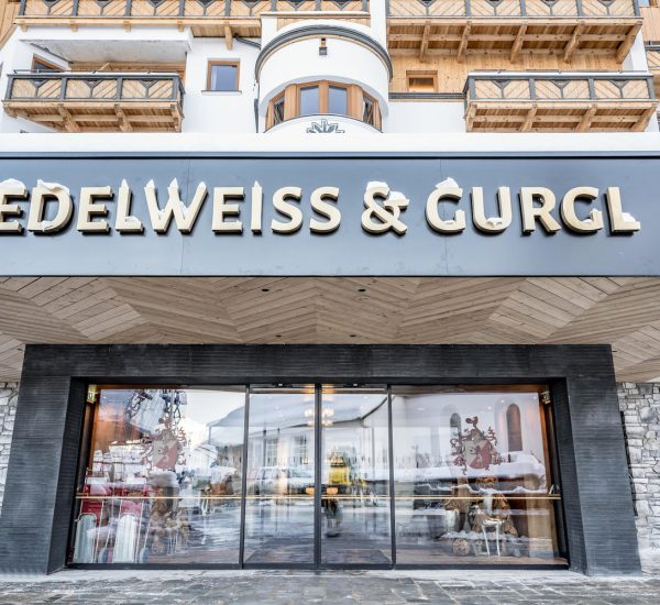 EdelweissandGurgl-Entrance