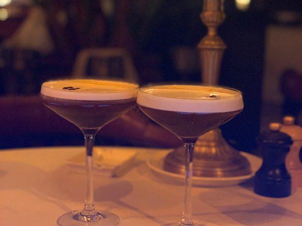 Espresso Martini Le Palace