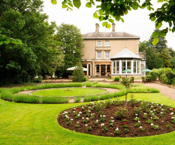Mercure Burton Upon Trent Newton Park Gardens