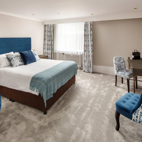 Mercure Burton Upon Trent Newton Park Room