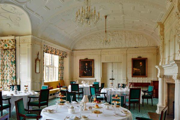 hanbury manor restaurant
