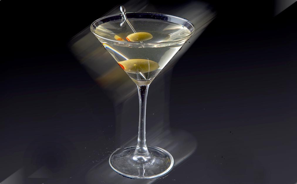 In Praise of the Dirty Dry Vodka Martini