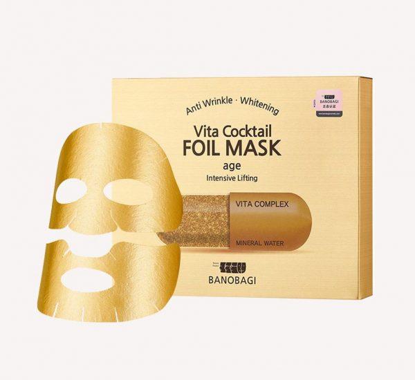 Banobagi Gold Mask