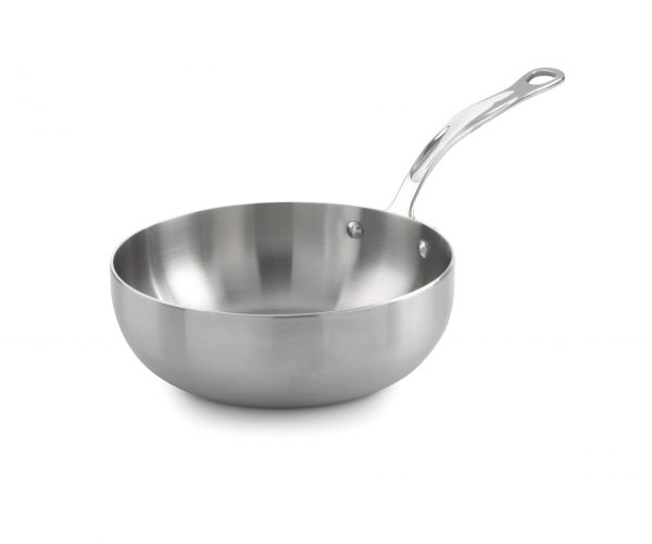 STP7451DRH Samuel Groves Tri Ply Classic Chef Pan