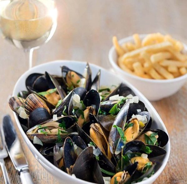 Rick Stein's Moules Mariniers