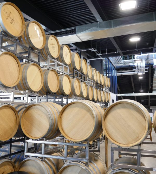 checkmatewinery Barrels