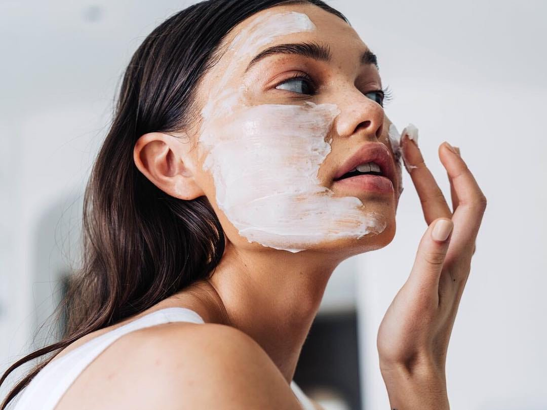 Home Skin Care: Face Peels