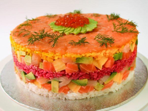 Fakey sashimi
