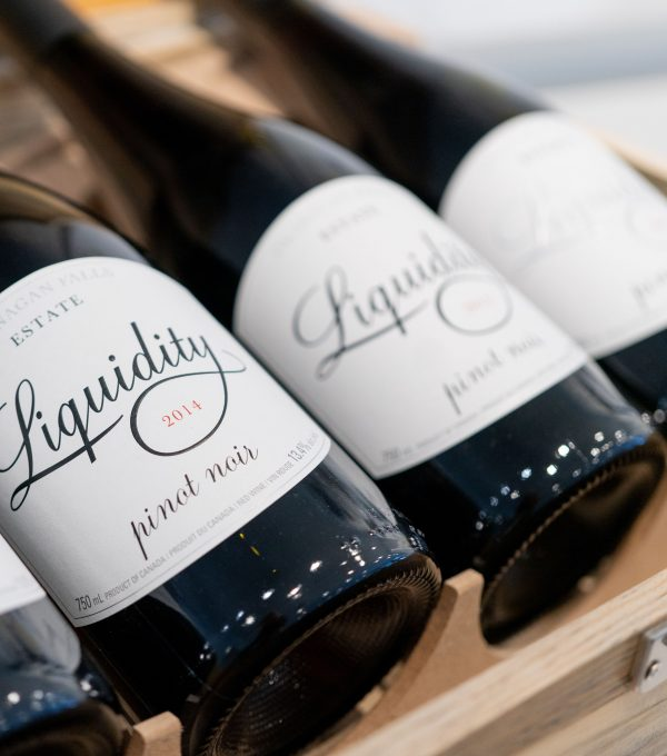 Liquidity Wines pinot