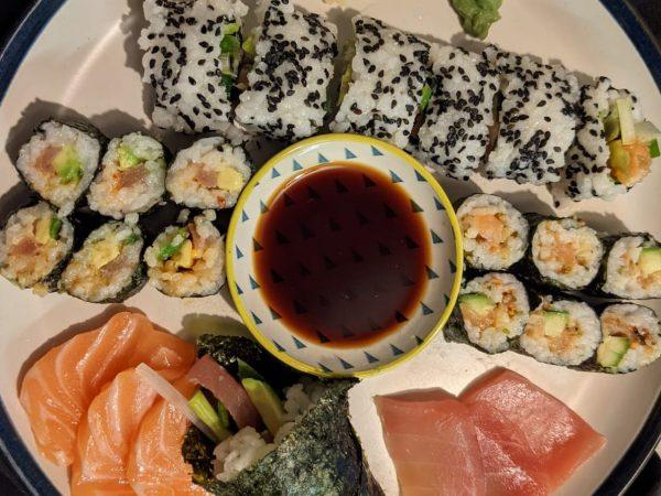 avenue online sushi