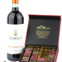 Independant Wines and truffle set