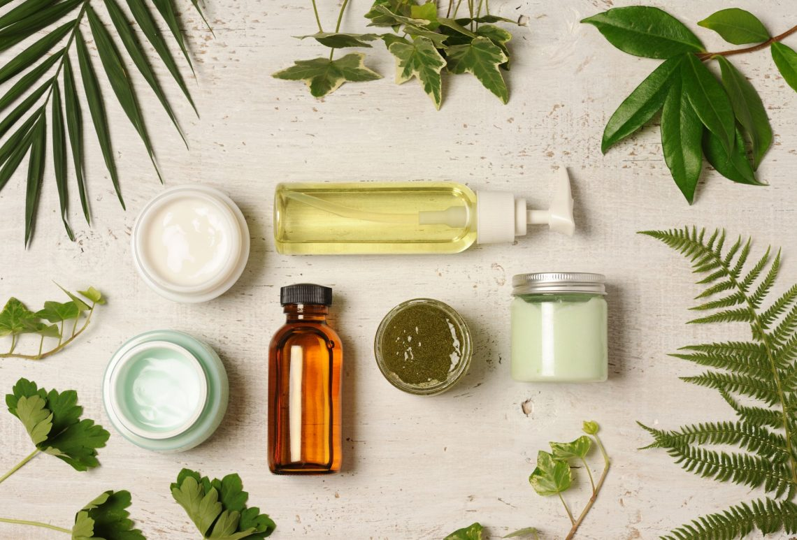 Clean Beauty: 100% organic, all-natural, zero chemical, vegan and cruelty-free