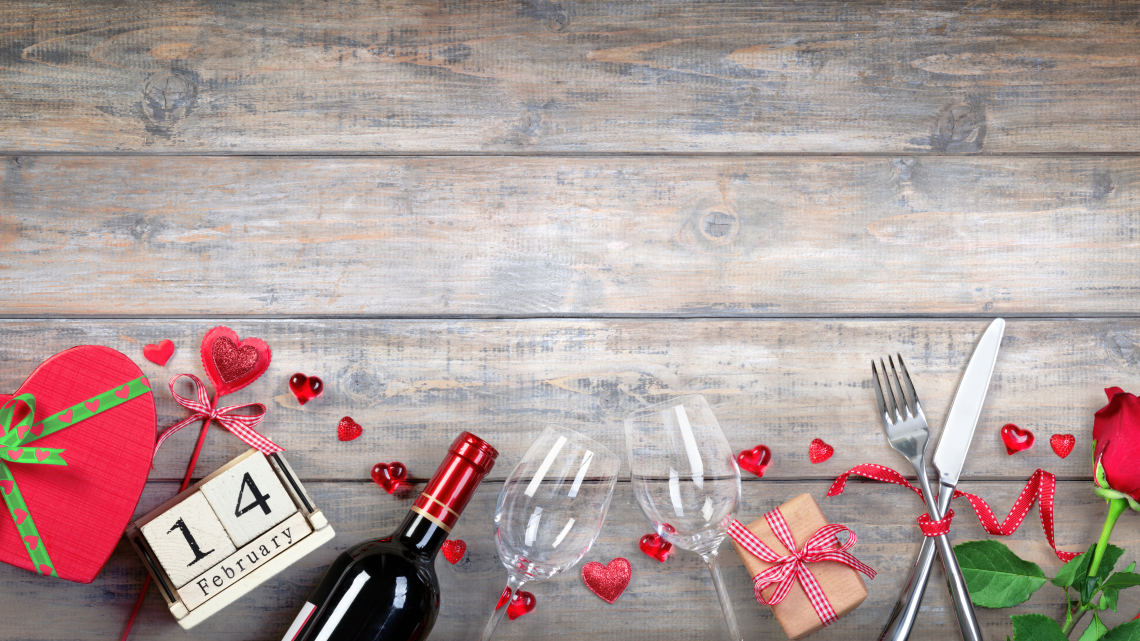 Valentine's Day Gift Guide: Food & Drink