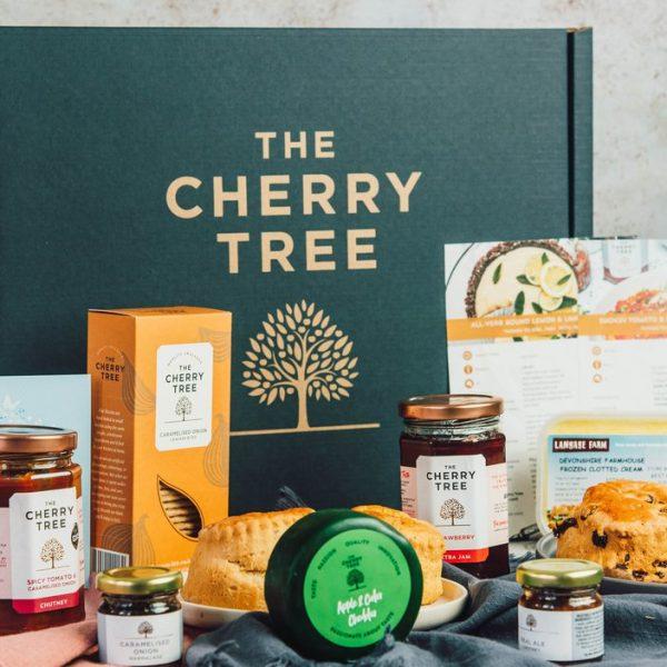 Cherry Tree afternoon-cream-tea