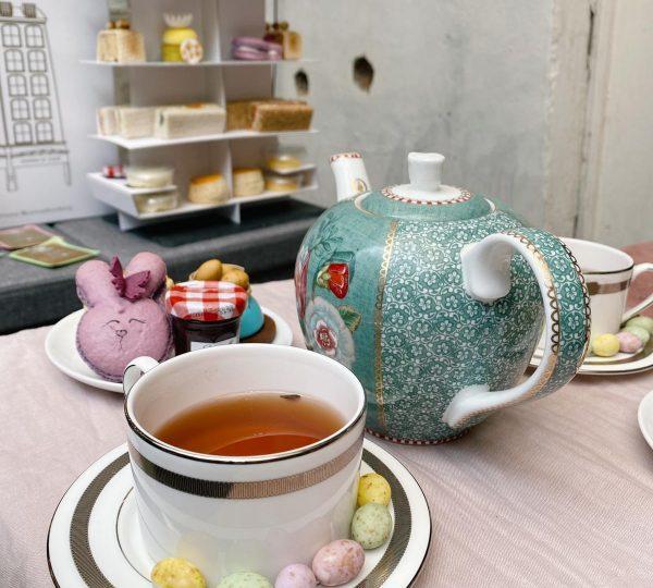 Conrad Easter Tea