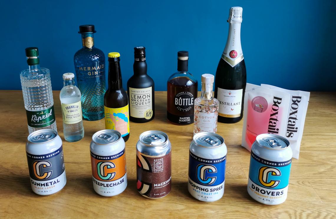 Easter Drinks Guide 2021