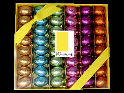 Farhi praline eggs
