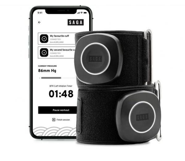 SAGA cuffs and phone app 2