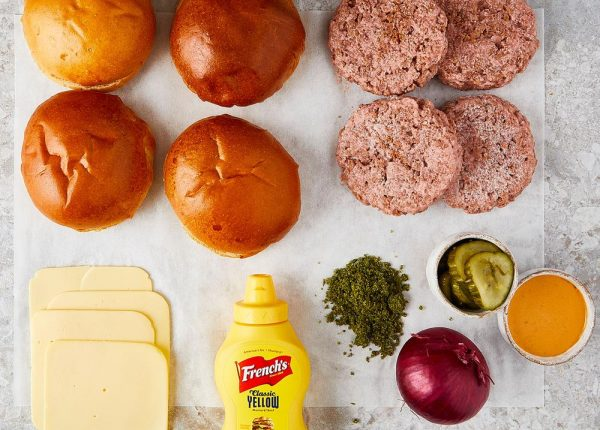 Honest Burger meal kits