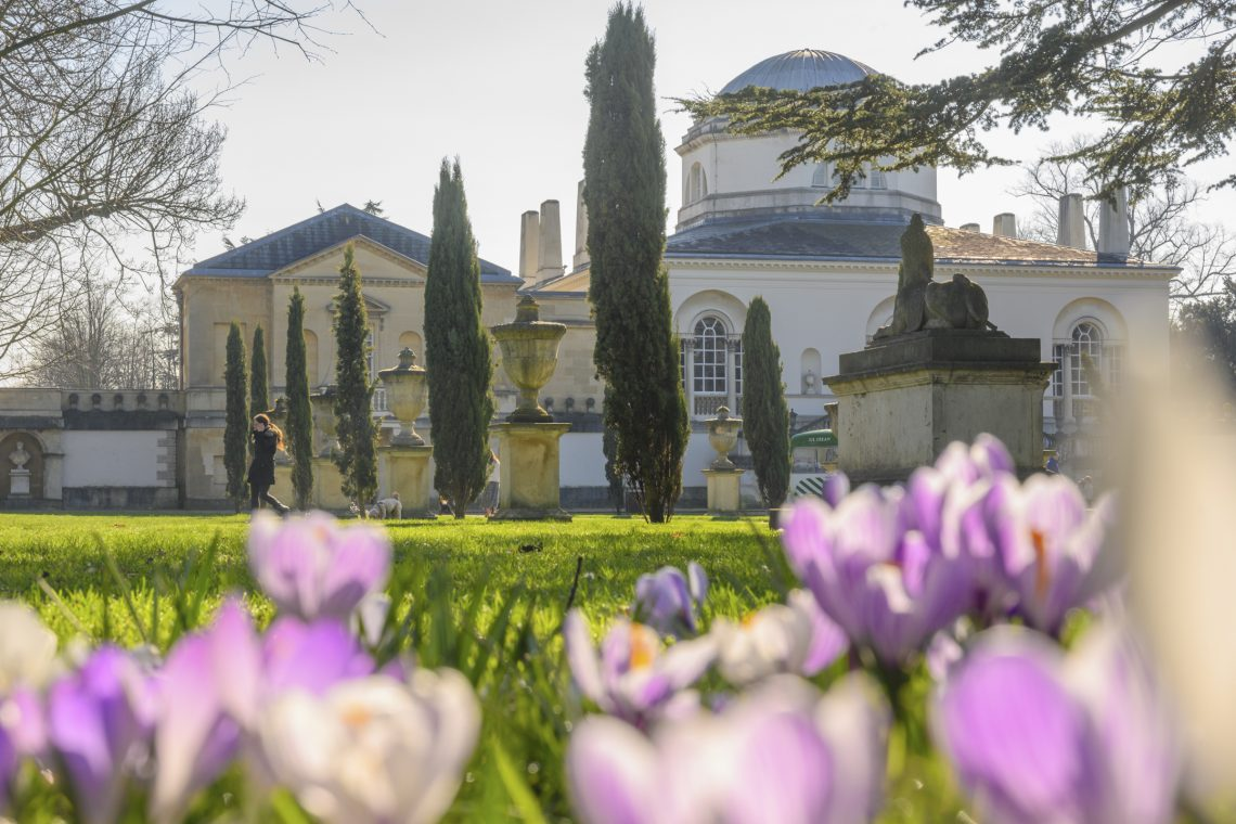 Chiswick House – Bring Into Being