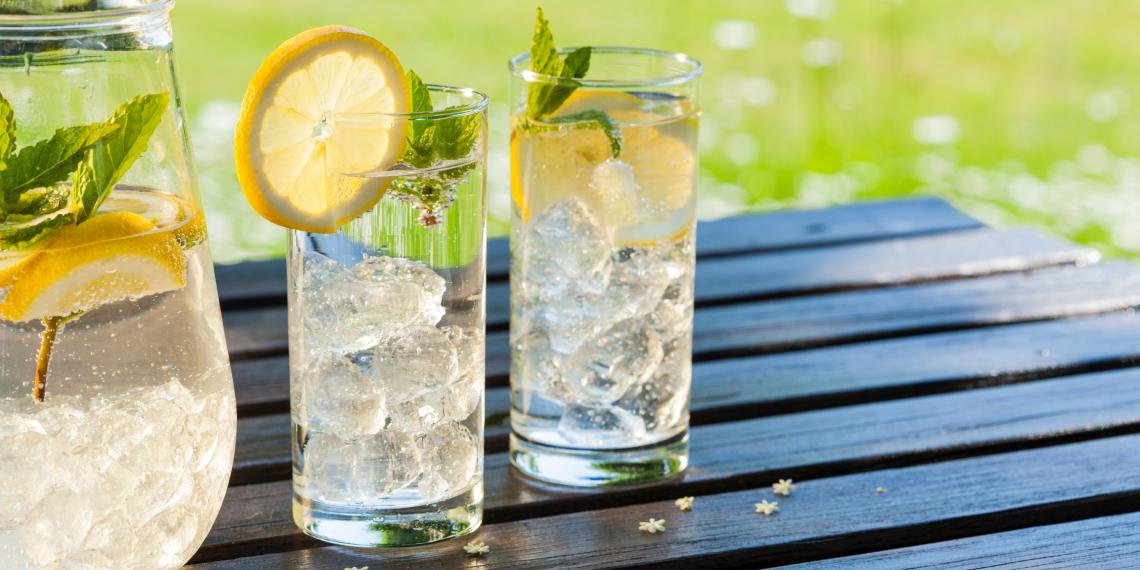Summer Drinks Guide to Enjoy in the Garden