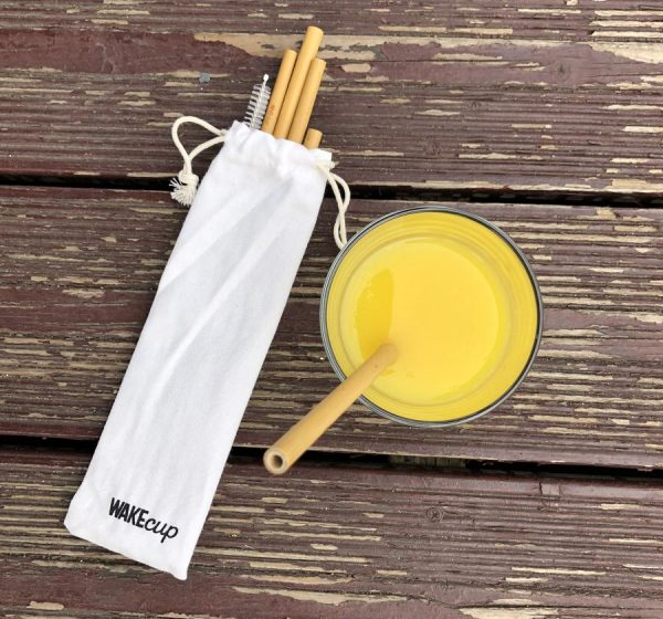 wake cup straws