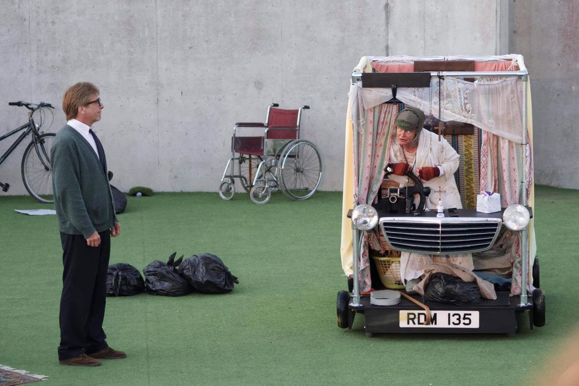 The Lady in the Van – Brighton Fringe Review