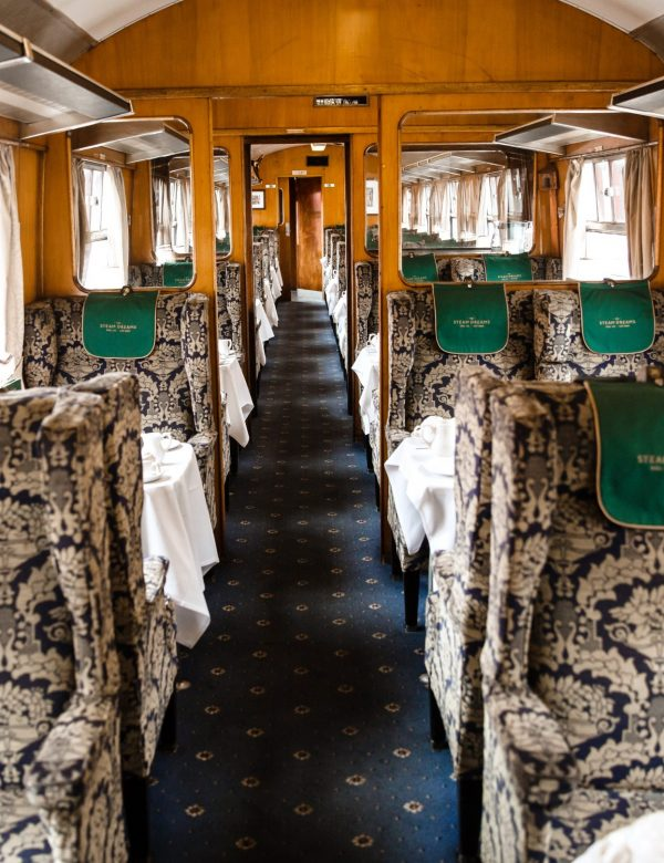 Steam Dreams Pullman Style Dining Carriage