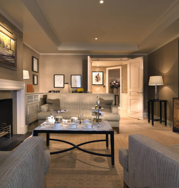 The Stafford London - Mews Master Suite - Living Room