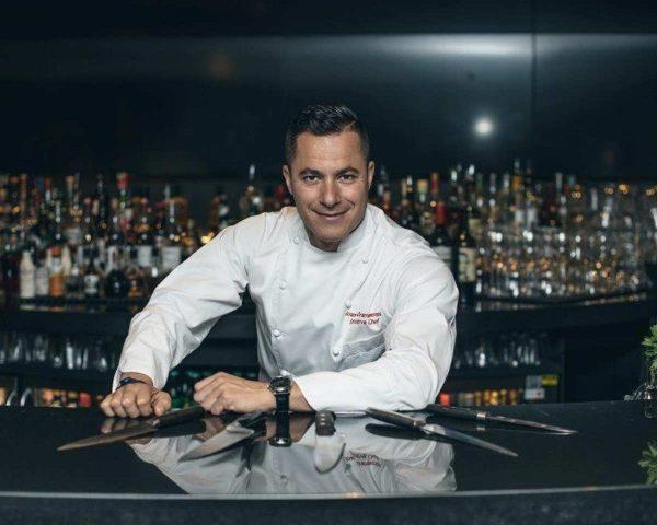 Chef Ioannis Headshot