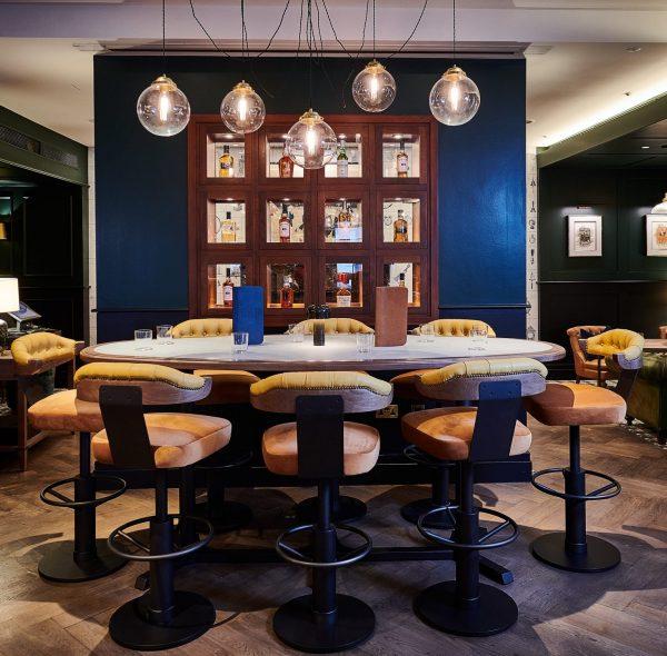 Conrad London St. James - Blue Boar Pub-203
