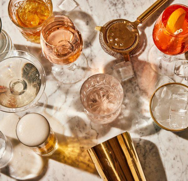 HUŎ+Drinks