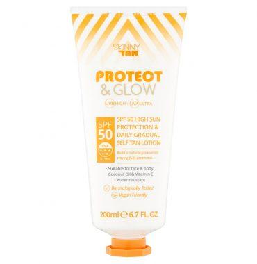 suncream skinny tan