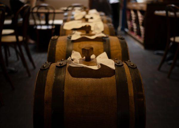 Balsamic barrels 3
