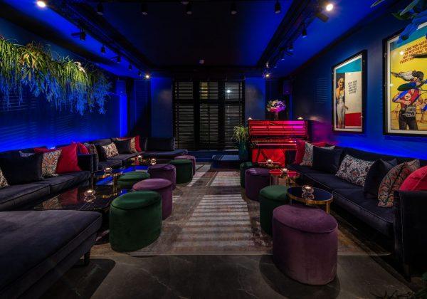 Hux Hotel Lounge