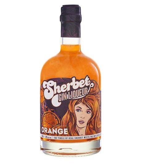 Sherbert gin