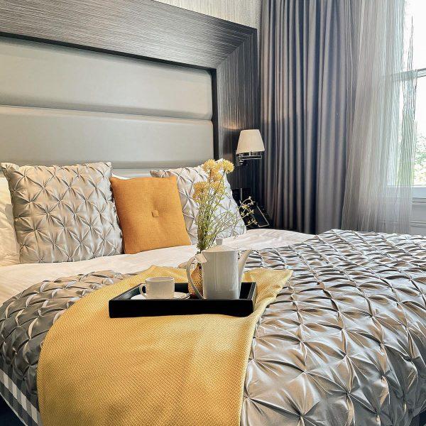 Eccleston Square Hotel Bedroom