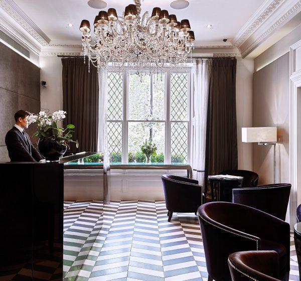 Eccleston Square Hotel Main-Reception